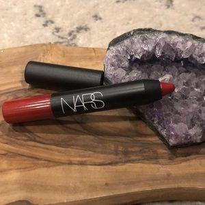 Nars Cosmetics velvet matte lipstick